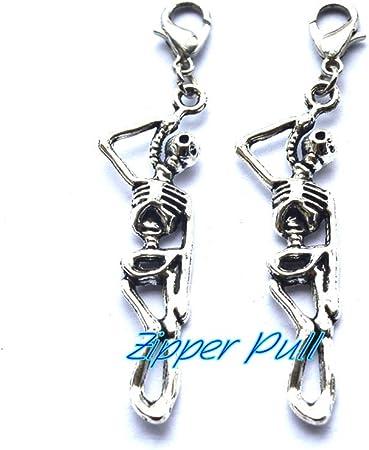 Clothes Zipper Pull Wallet Zipper Pull Zipper Charms Coat Zipper Pull Backpack Zipper Pulls Zipper Pull Zipper Pulls