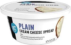 Amazon Brand - Happy Belly Original Cream Cheese Spread, 8 Ounce