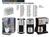GOLDTONE Water Filters For CUISINART Coffee Maker