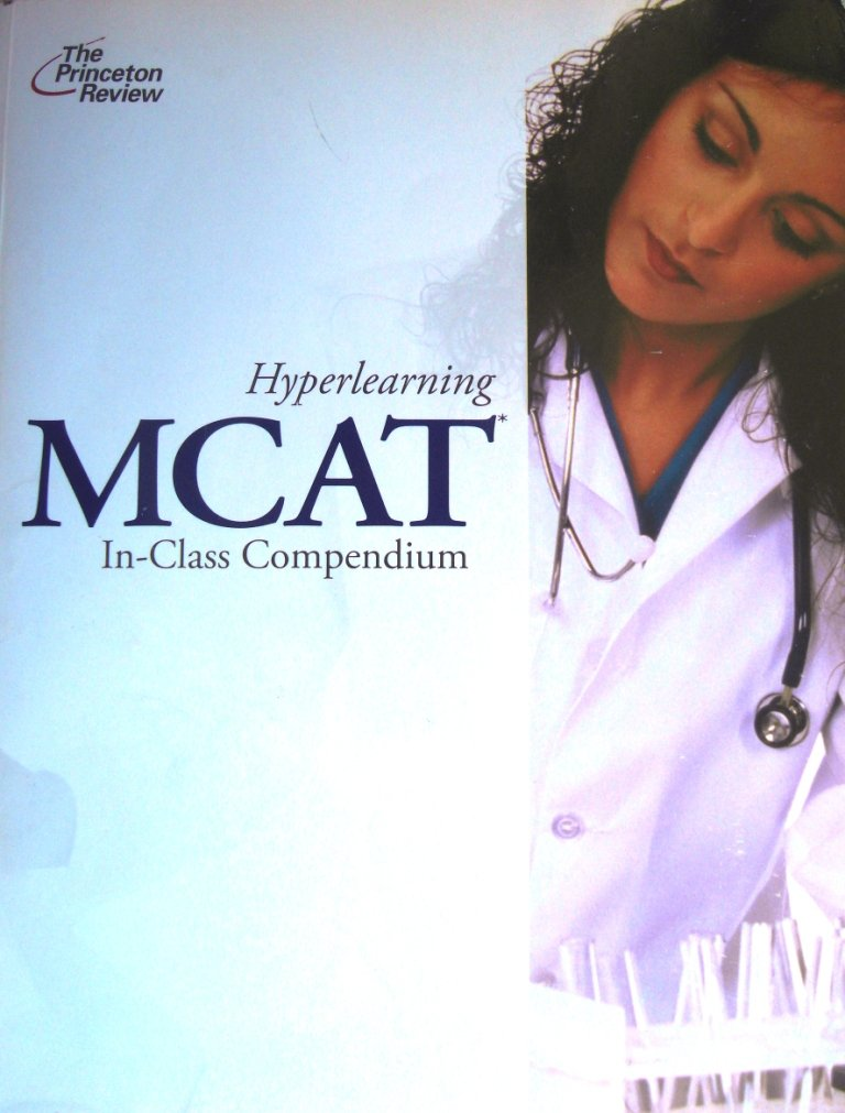The Princeton Review: Hyperlearning MCAT In-Class Compendium 2007 ebook
