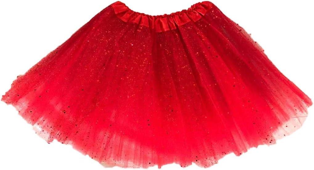 LEMON TREE SL Tutu Falda Disfraz para Mujer y niña. Falda para ...
