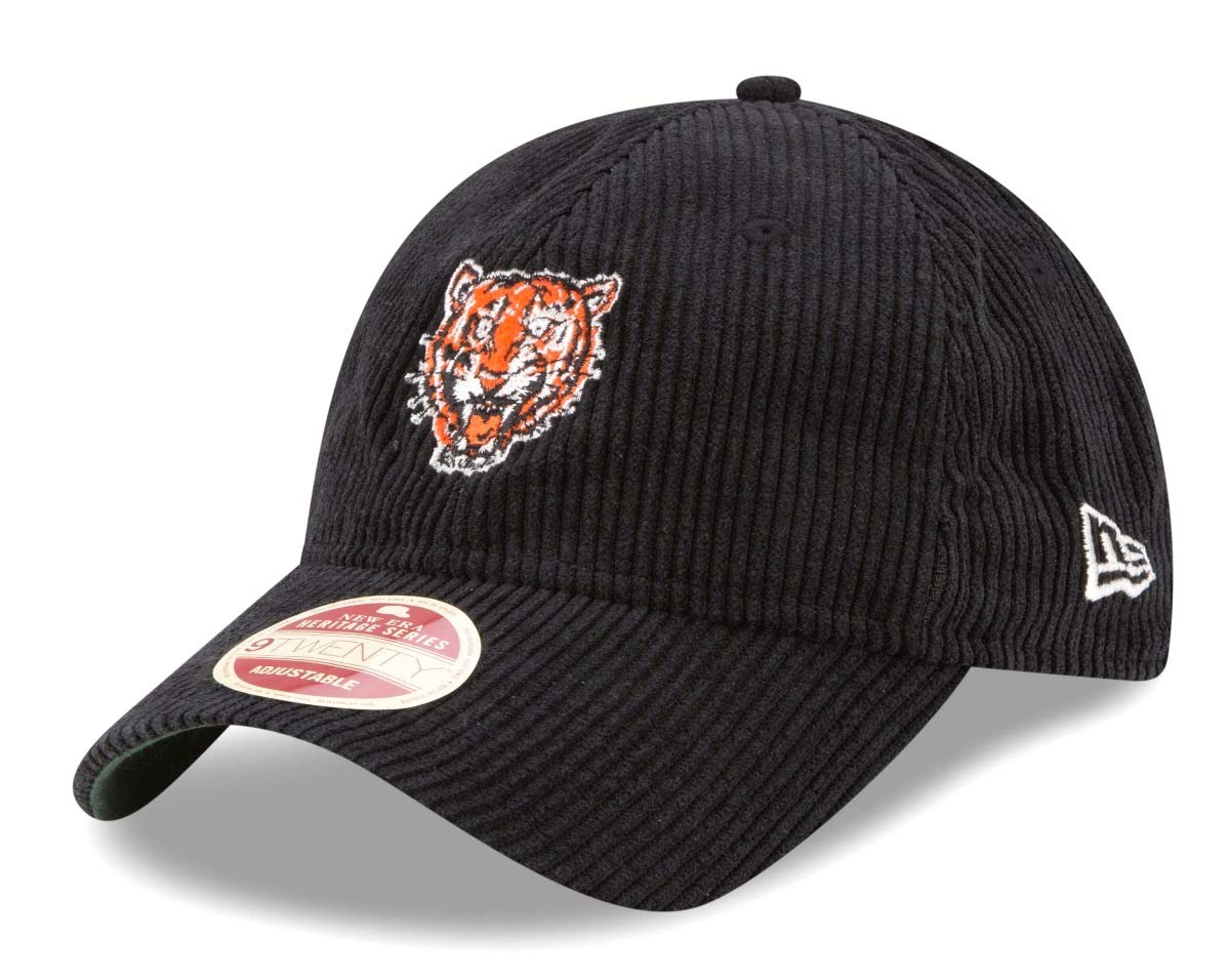 best service b4101 010d3 Amazon.com   New Era Detroit Tigers MLB 9Twenty Cooperstown Cord Classic  Adjustable Hat   Sports   Outdoors