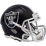 Riddell NFL OAKLAND RAIDERS Blaze Alternate Speed Mini Helmet