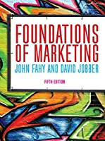 Foundations of Marketing, 5th Edition Front Cover