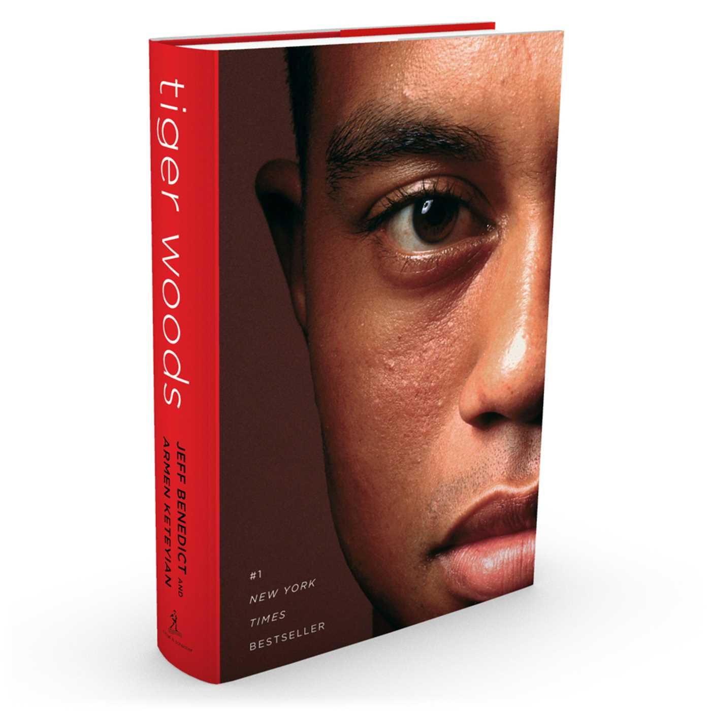Tiger Woods by Simon & Schuster