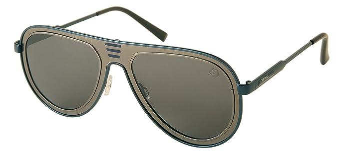 ddf2f04f004c Amazon.com: Margaritaville Retro Aviator Polarized Sunglasses, Blue ...