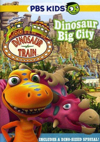 - Dinosaur Train: Dinosaur Big City