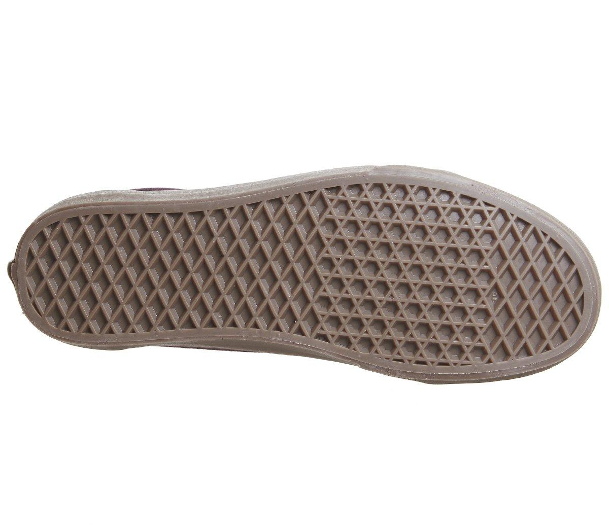 Vans Unisex Old Skool Classic Skate Shoes B078Y9WH5Y 7 M US Women / 5.5 M US Men|Catawba Grape