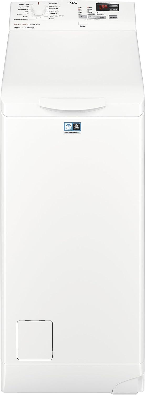 AEG L6TB40460 Waschmaschine Toplader / 6 - Schmale Waschmaschine