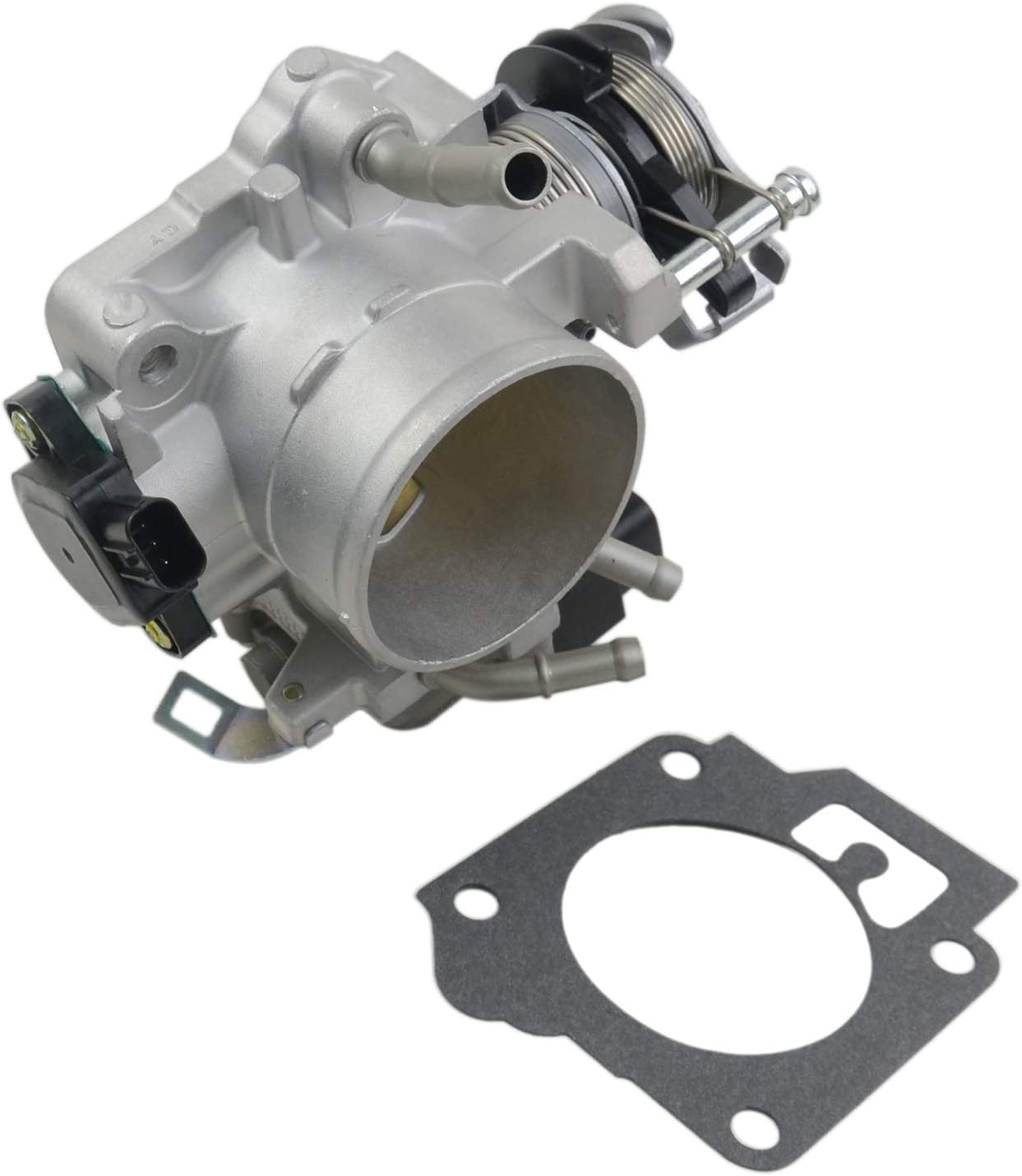 Cable Drive Throttle Body 16400-RAA-A62 For Honda Accord LX EX DX SE 2.4L 03-05