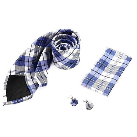 Littlefairy Hombre Designer Corbata,Atar Corbata Bolsillo Toalla ...