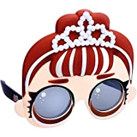 Officially Licensed L.O.L. Surprise! Baby Doll Sunglasses Costume Party Favor Child Shades Sun-Staches UV400, Multicolor