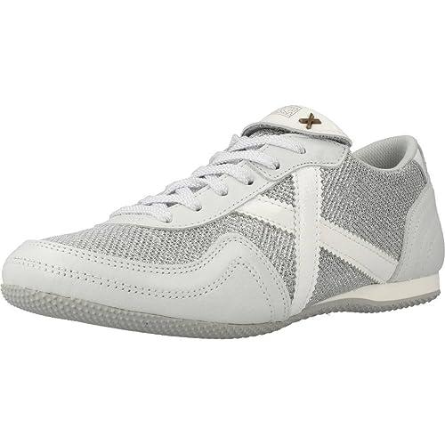 Calzado deportivo para mujer, color Blanco , marca MUNICH, modelo Calzado Deportivo Para Mujer MUNICH SOTIL 320 Blanco: Amazon.es: Zapatos y complementos
