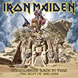 Somewhere Back In Time - The Best Of 1980-1989 by Iron Maiden (2011-07-08)
