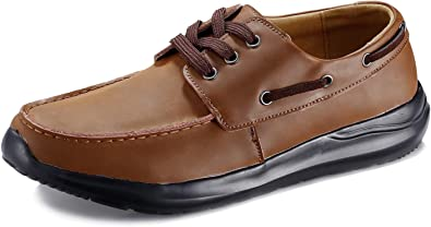 Leather Boat Shoes Classic