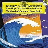 Image of Debussy: La Mer / Nocturnes / Jeux / Rhapsodie pour Clarinette et Orchestre