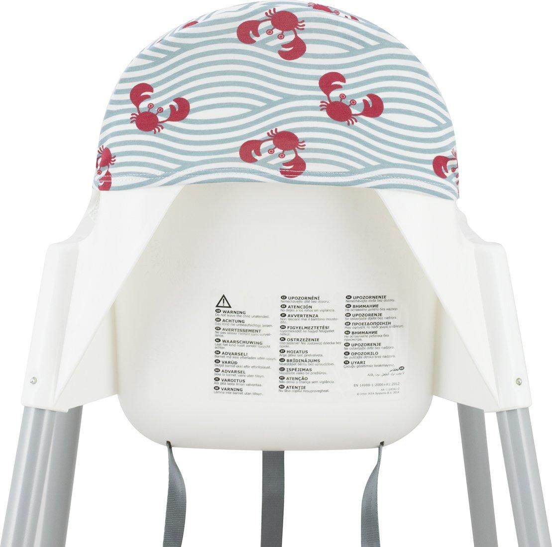 MAT FOR IKEA ANTILOP Highchair janabebe/® RACCOON