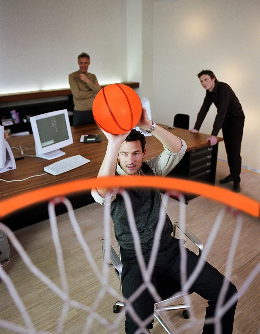 SOWOFA Mini Jeu de Basket-Ball pour Porte Double Scorer /électronique Protection de Porte pour Enfants