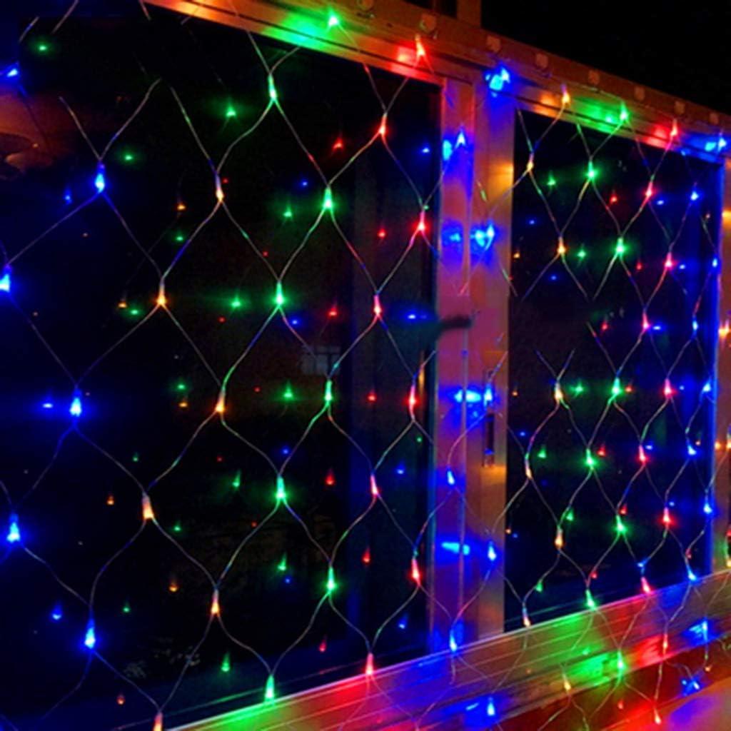 LDD-wd , 8 Modos de iluminación del Patio Trasero Terraza Net Luz ...