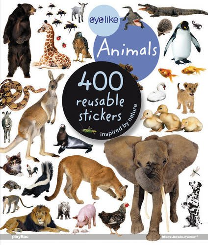 Eyelike Stickers: Animals - Animals Sticker