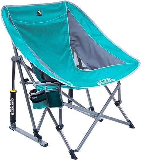 GCI Outdoor Pod Rocker Chair Seafoam