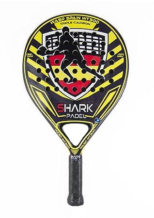 Shark Padel Pala Wasp Spain WT300 05SH9007: Amazon.es: Deportes y ...