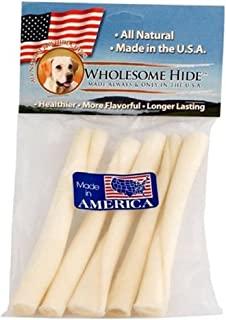 product image for Wholesome Hide 5-Inch Twists, 10 Twists Per Pack