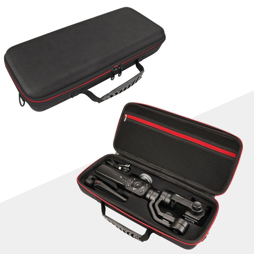 Carrying Case for Zhiyun Smooth 4, Hard Eva Protection Storage Bag Shockproof Boxes Handbag