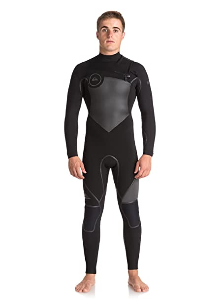 Quiksilver - Traje de Surf con Cremallera en el Pecho - Hombre - L ...