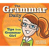 Sellers Publishing 2018 The Grammar Daily: Tips From Grammar Girl Boxed/Daily Calendar (CB0278)