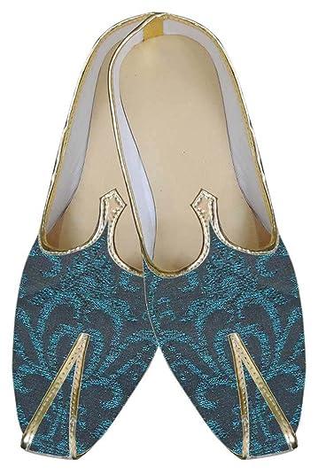 Mens Black Exclusive Wedding Shoes MJ0131