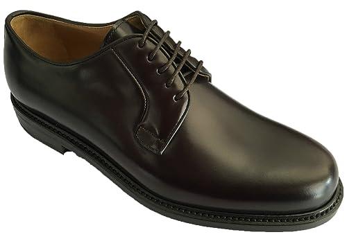 Berwick 1707 - Zapatos de cordones para hombre marrón Size: 40 BBRetkV
