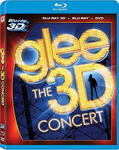Blu-ray : Glee: The 3D Concert (Pan & Scan)