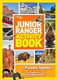 Junior Ranger Activity Book: Puzzles, Games, Facts, and Tons More Fun Inspired by the U.S. National Parks! offers
