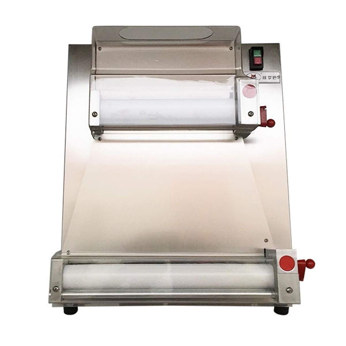 Dshot Automatic Pizza Dough Roller Sheeter Machine,Making 6-16 inch Pizza Dough,Pizza Making Machine,Food Preparation Equipment 61oad-yj6HL._SL1200_