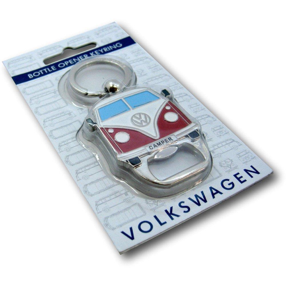VW Oficial VW Campervan Abrebotellas Llavero