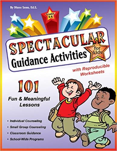 Spectacular Guidance Activities for Kids book w/CD: Diane Senn ...