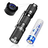 LED small torch, Pocket Mini EDC Flashlight torch Rechargeable - LUMINTOP Tool AA 2.0, 2020 New Recommend Super Bright…