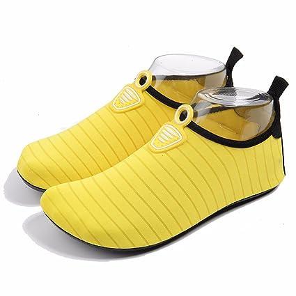 ADLFJGL Chaussures Anti Coupe De Nager En Amont Des