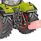 Wiking Vee King 7324 Claas Arion 640 tractors 1/32 [parallel import goods]