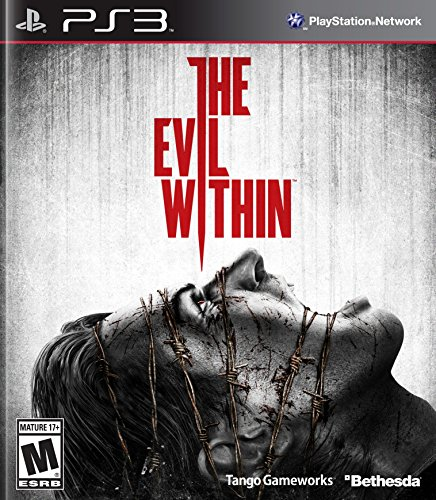 The Evil Within - Playstation 3 (Scary Ps3 Games)