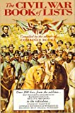 The Civil War Book of Lists, , 0938289152