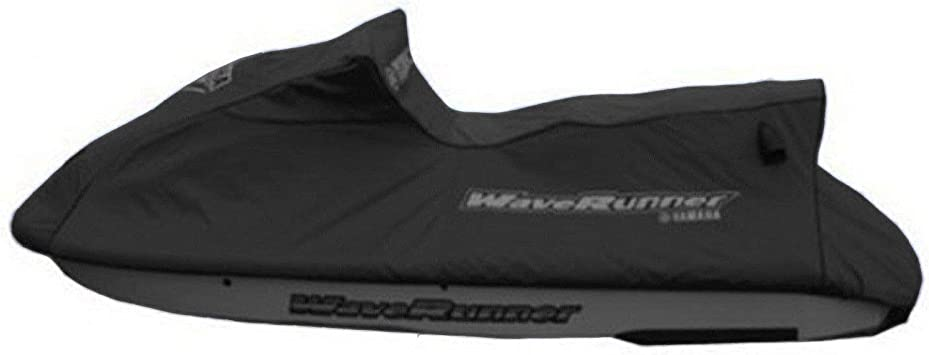 Yamaha New OEM PWC WaveRunner Black Factory FX Cruiser//HO Cover MWV-UNIFX-03-16