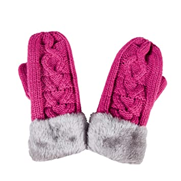 bcaghdjsahfv Herbst/Winter warme Handschuhe im freien/Warm plus ...
