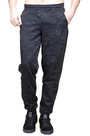 EA7 Emporio Armani - Jogging 6xpp90 - Pj50z 1200 Noir - Taille XS - Couleur  Noir 9db18253f931