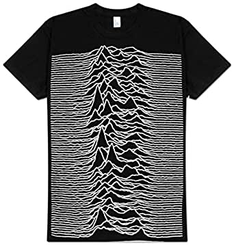 Joy Division - Unknown Pleasures Large T-Shirt Size L