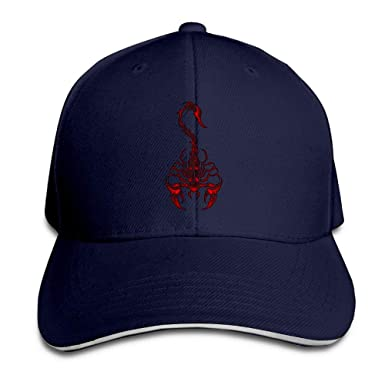 AOHOT Classic Hombre Mujer Gorras de béisbol, Cool Scorpion Boys ...