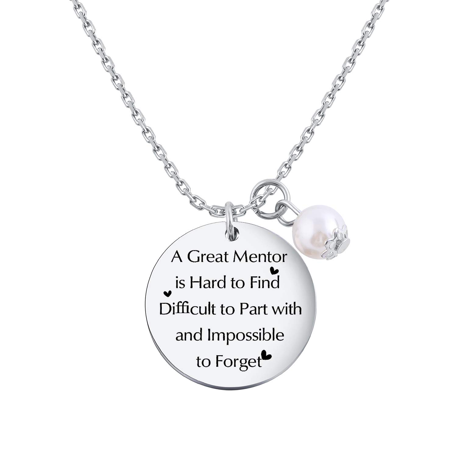 TzrNhm Blossom Mentor Bangle Appreciation Necklace Coworker Leaving Gifts Goodbye Farewell Gift Ideas