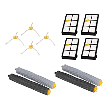 C est aspirador para Notebook de Kit para iRobot Roomba 800/900 Serie 870