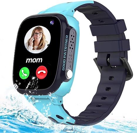 Amazon.com: iFunplus - Reloj inteligente para niños con GPS ...